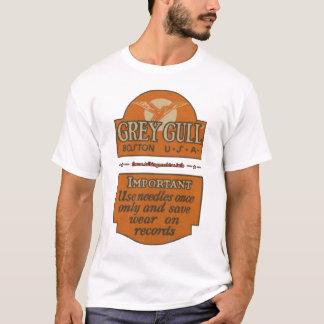 TMF Grey Gull Needle Notice Shirt