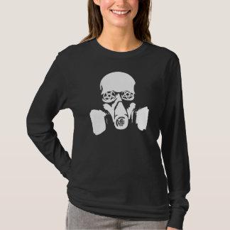 TMS Gas Mask Skull T-Shirt