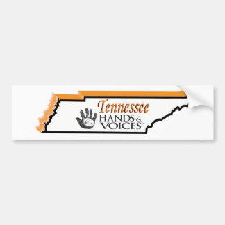 TN Hands & Voices Bumper Sticker