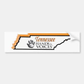 TN Hands & Voices Product Bumper Sticker