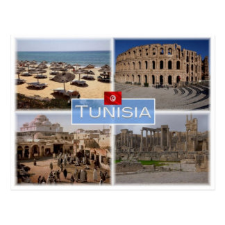 TN Tunisia - Postcard