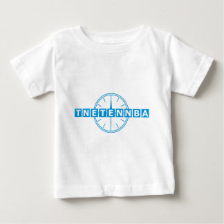 Tnetennba Clock Design Baby T-Shirt