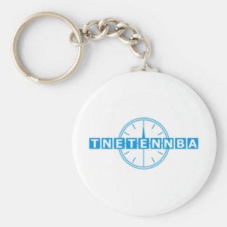 Tnetennba Clock Design Key Chain