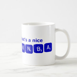 TNETENNBA - Good Morning Basic White Mug