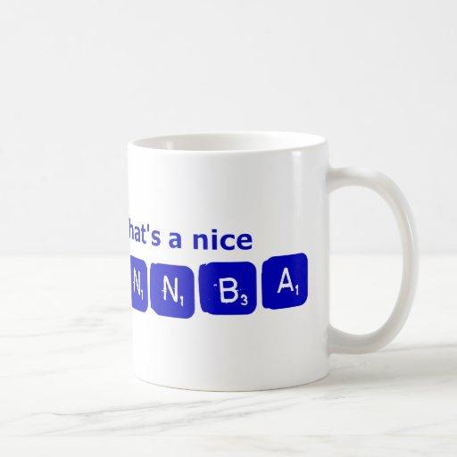 TNETENNBA - Good Morning Coffee Mugs