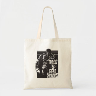 tnf heroes discus budget tote bag