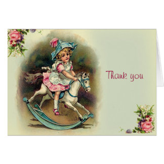 To Banbury Cross thank you Note Card