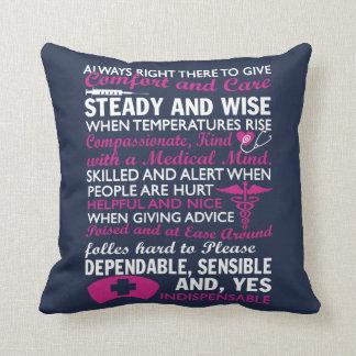 To be a Nurse Cushion