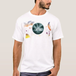 To be able Mayan - Pyramid in technicolor T-Shirt