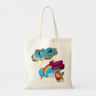 to be breast tote bag