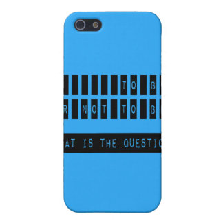 To Be or Not To Be Famous Shakespeare Quote Cases For iPhone 5