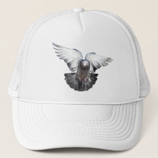 To beat of wings trucker hat