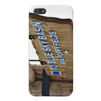 To Blue Sky Basin Case For The iPhone 5