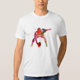 to center they american football to player man tshirts