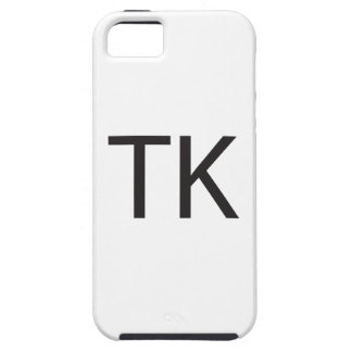To Come ai iPhone 5 Case