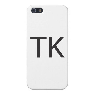 To Come ai iPhone 5 Cover