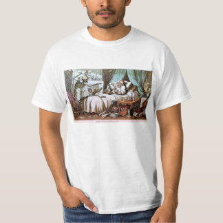To Die in Bed T-shirt