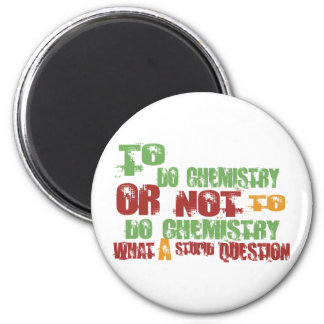 To Do Chemistry Magnet