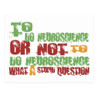 To Do Neuroscience Postcard