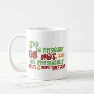 To Do Physiology Mug