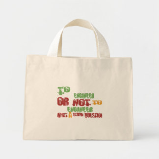 To Engineer Tote Bags