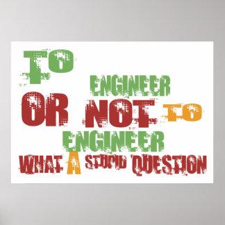 To Engineer Print