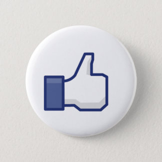 to enjoy Facebook 6 Cm Round Badge