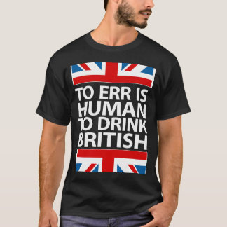 To Err is Human T-Shirt