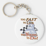 To-Fast-[Converted] Key Chain