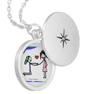 To glue Forever Pendant