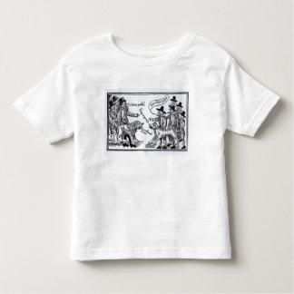 To Him Pudel, Bite Him Peper' Toddler T-Shirt