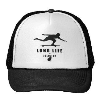 to jolister longlife trucker hat