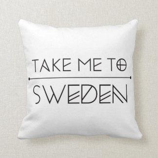 To kiss - Take me to Sweden Cushion