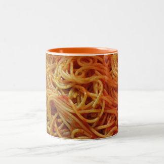 To Love Spaghetti Coffee Mugs