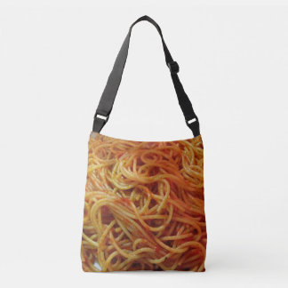 To Love Spaghetti Crossbody Bag