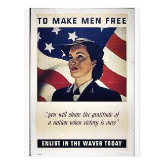 To Make Men Free Flyer