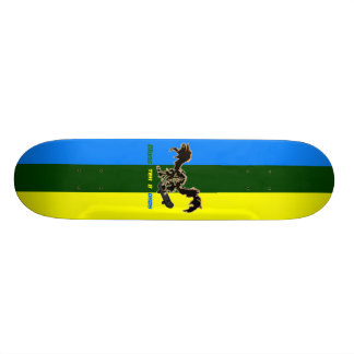 to monster bords brasilians skateboard