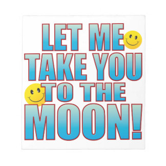 To Moon Life B Notepads