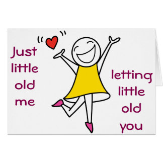 TO MY GROOM ON OUR WEDDING DAY-LOVE LITTLE OLD YOU CARD