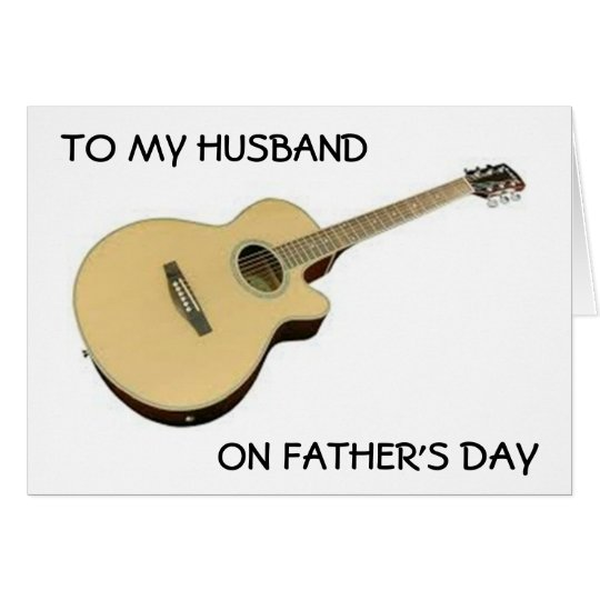 TO MY HUSBAND ON FATHER'S DAY-MAKE FAMILY SPECIAL