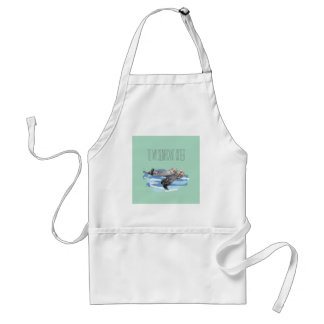 To My Significant Otter Standard Apron