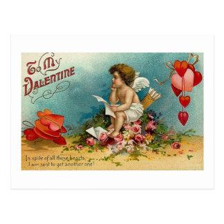 To My Valentine (10) Postcard