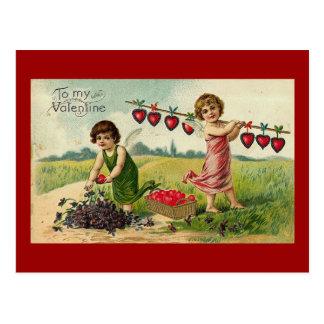 To My Valentine (12) Postcard