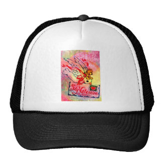 TO MY VALENTINE 2.jpg Trucker Hats