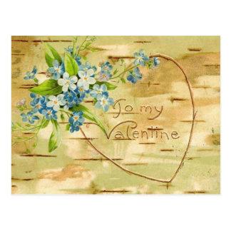 To My Valentine (2) Postcard