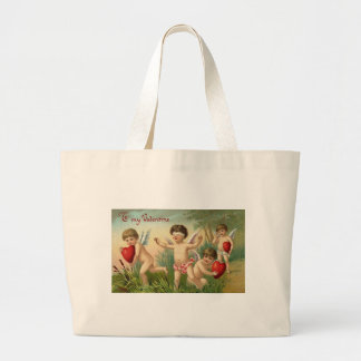 To My Valentine Blindfold Cupid Bags
