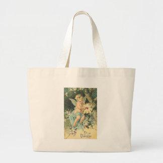 To My Valentine Cupid Tote Bag