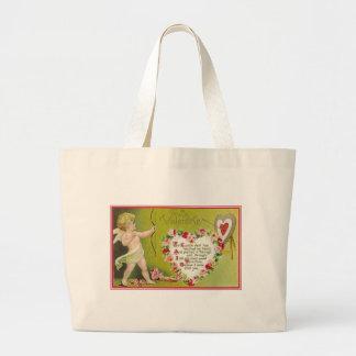To My Valentine Cupids Dart Bag