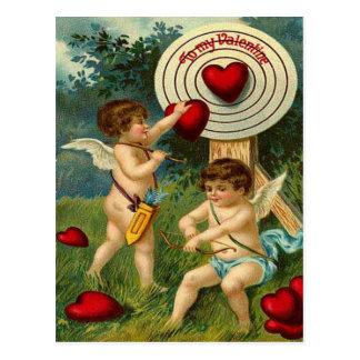 To My Valentine Postcard