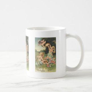 To My Valentine Sweet Cherubs Coffee Mug